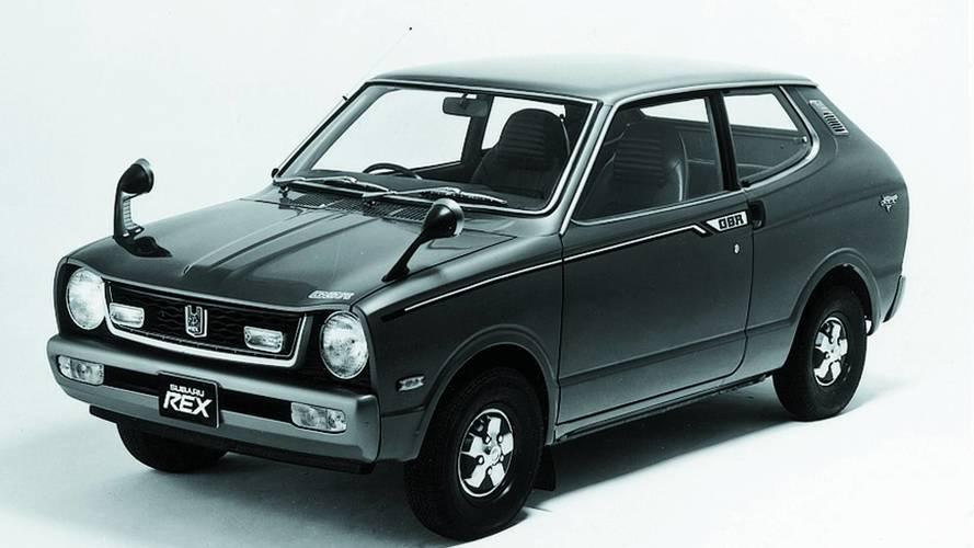 Subaru, otomobil üretiminde 60. yılını kutluyor