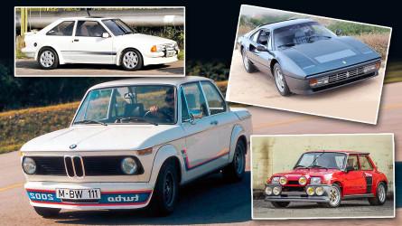 20 Turbo-Klassiker im Überblick