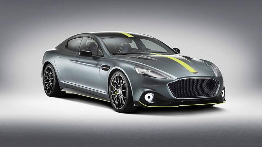 Aston Martin Rapide AMR, ammiraglia con look da corsa