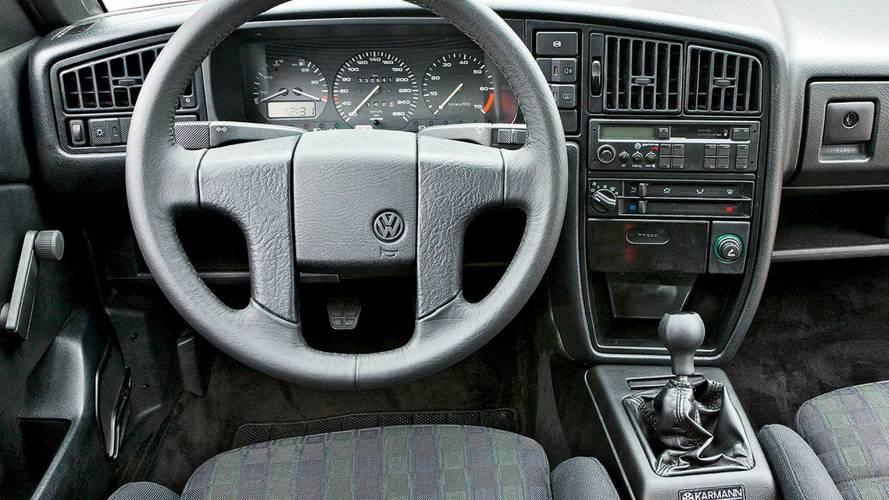 Volkswagen Corrado, cupé clásico