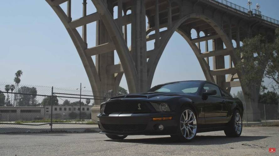 Take An In-Depth Look At The Last KITT– Yes, The Mustang