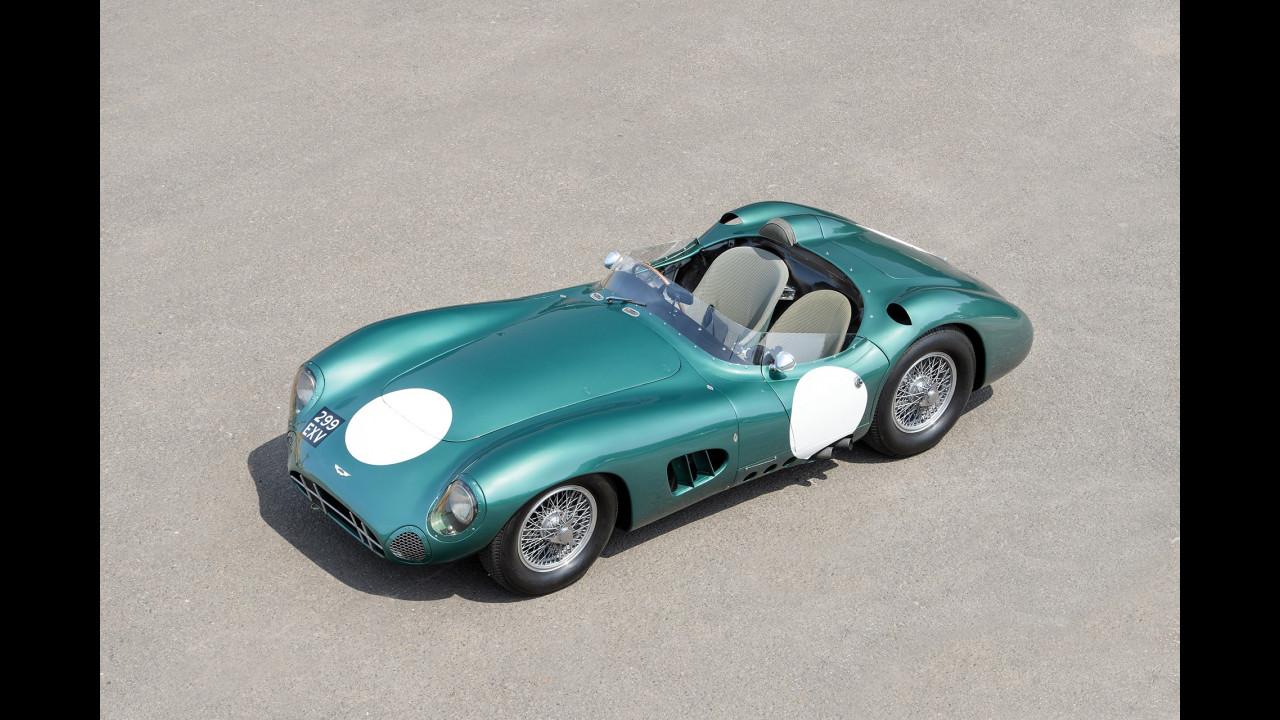 RM Sotheby's, le 5 auto più care nelle aste 2017