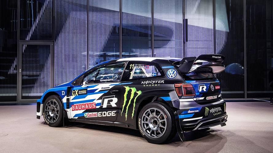 Volkswagen Polo R Supercar 2018, creado para el Mundial de Rallycross