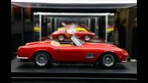 Ferrari Store di Roma, la mostra di modelli in scala Amalgam 009