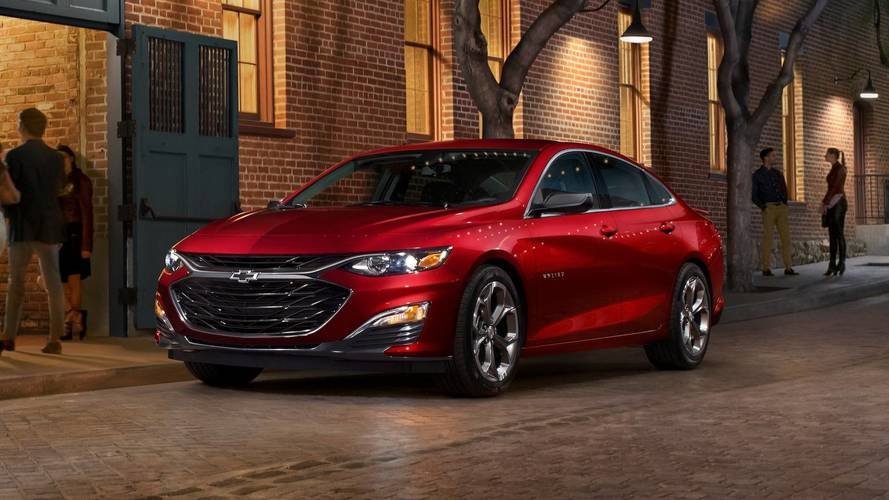 Chevrolet Malibu Adds Sporty RS Trim To 2019 Restyling