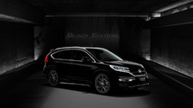 Honda Civic & CR-V special editions introduced in the UK