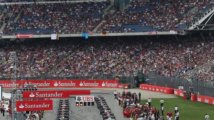 2016 Formula 1 calendar confirmed, US GP uncertain