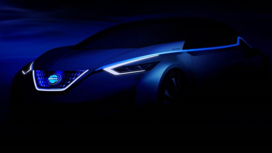 Nissan teases new concept for Tokyo that could preview next Leaf