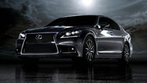 2013 Lexus LS 460 F Sport