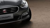 2013 Fiat Viaggio teaser image 13.4.2012