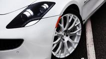 Fisker Karma with PUR 2Wo wheels 30.04.2012