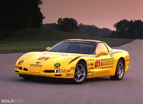 Chevrolet Corvette Bondurant