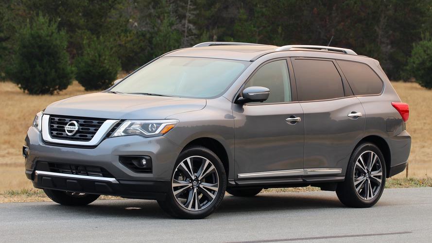 Nissan Pathfinder 2017 - primeira impressão