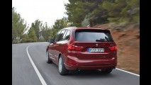 BMW Série 2 Gran Tourer é revelada como minivan de sete lugares premium
