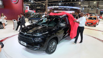Salão do Automóvel: Com novo 2.4 Tigershark, Toro lança série especial Blackjack