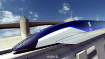 China's 600 km/h maglev train due in 2020