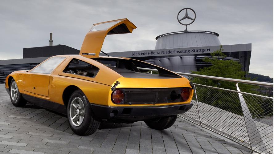 Le meilleur de Mercedes à Rétromobile