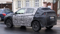 2018 Mitsubishi ASX spy photo