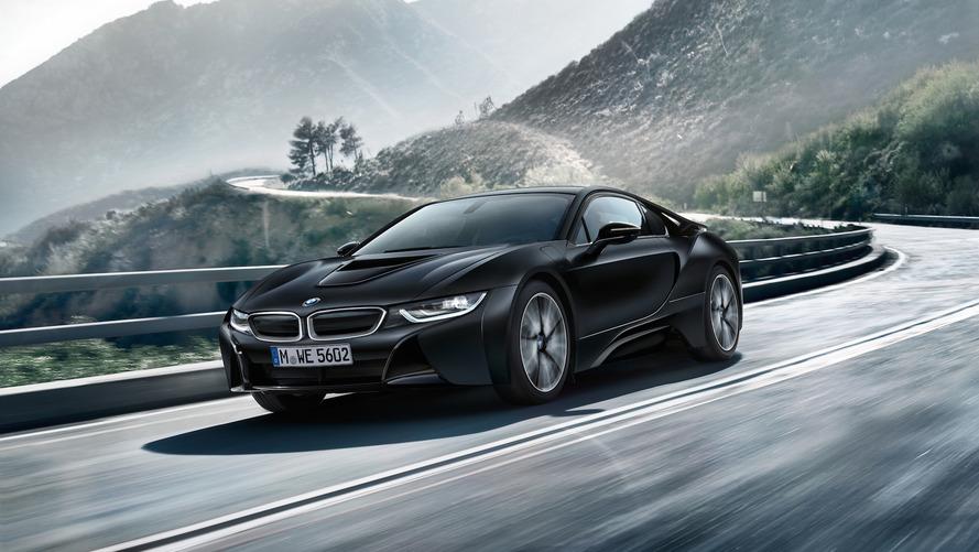 2018 BMW i8 420 beygir güç üretecek