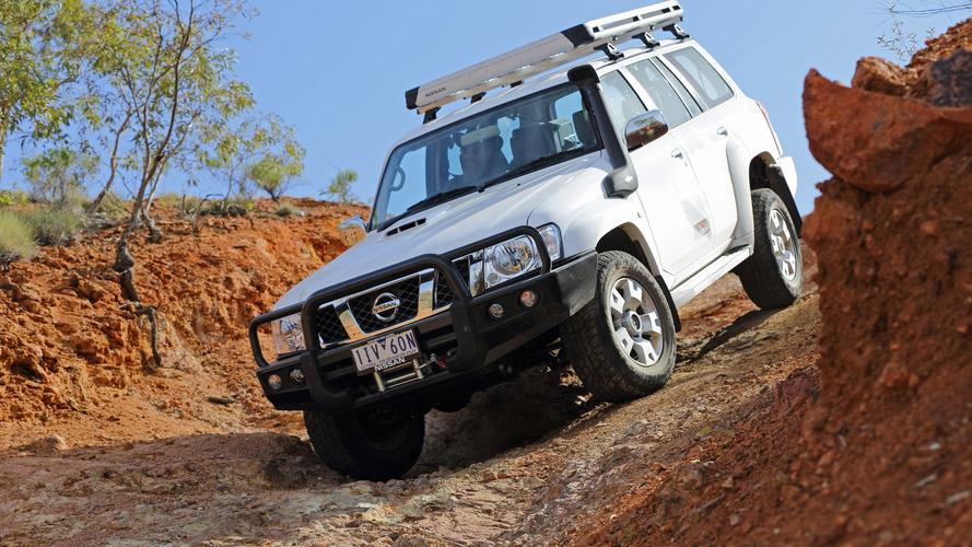 Nissan Patrol Legend Edition