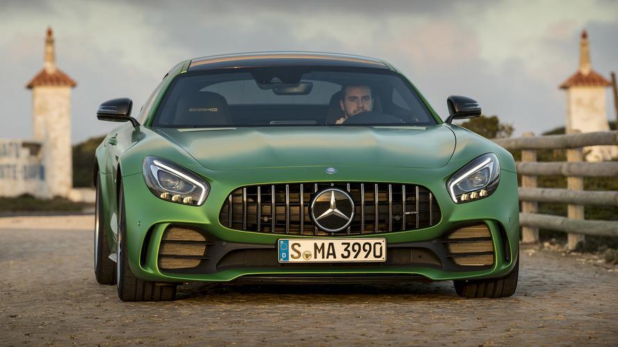 Mercedes-AMG GT Black Series'in gelişi doğrulandı