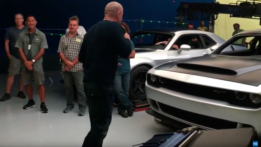 2018 Dodge Challenger Demon leaked in Fast 8 video?