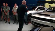 2018 Dodge Challenger Demon Fast 8 video