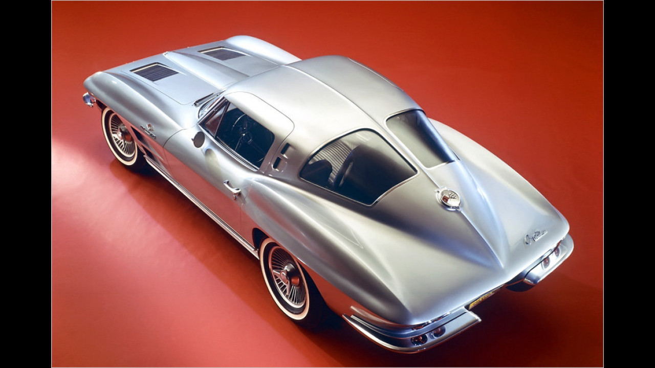 50 Jahre Chevrolet Corvette ,Sting Ray