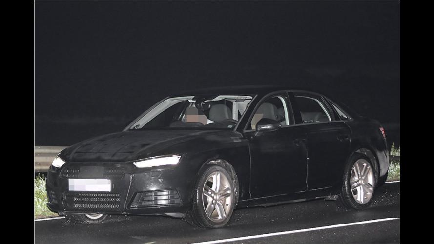 Erwischt: Neuer Audi A4