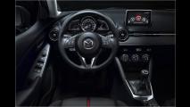 Der Massen-Mazda-Kleinwagen