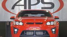 APS Pontiac G8 fire