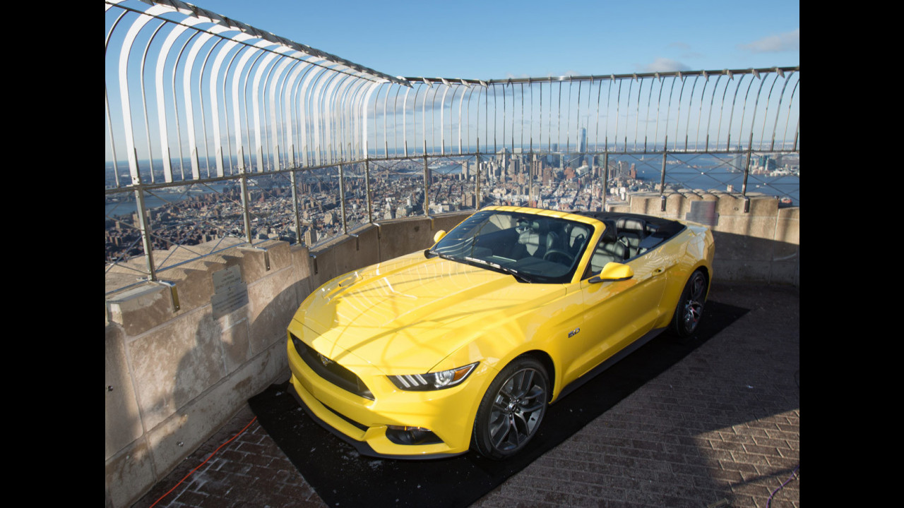 Ford Mustang GT 50 Year Edition