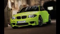 BMW Serie 1 M Coupe by Schwabenfolia