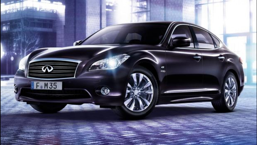 Infiniti M35h Business Edition