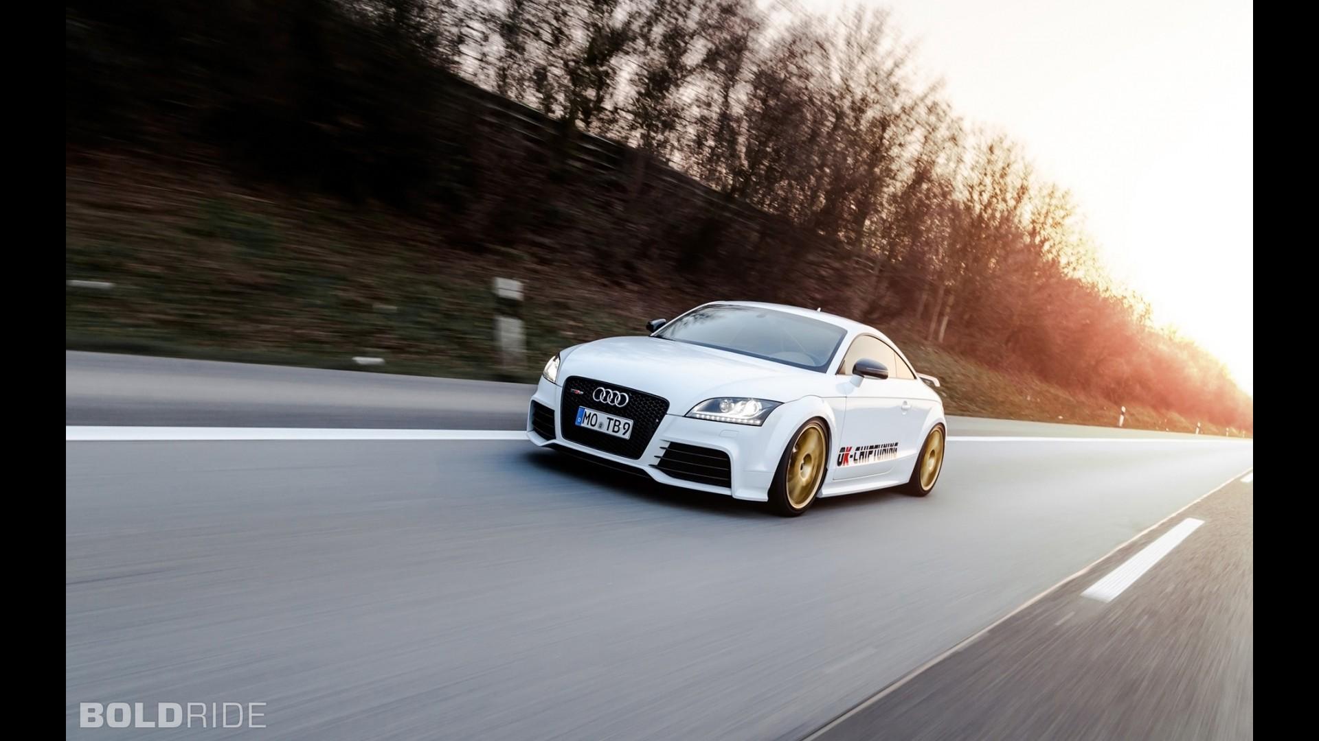 Экстремальное купе Audi TT RS Plus от OK-Chiptuning