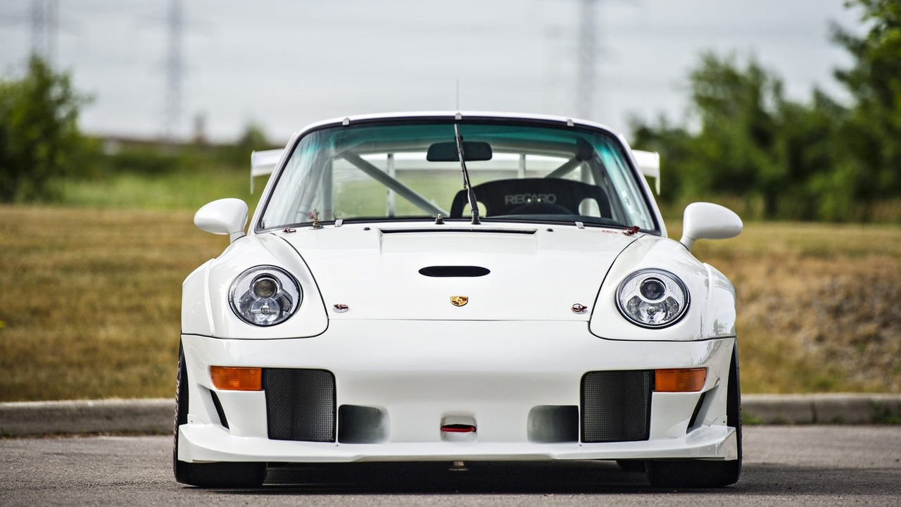 1996 porsche 911 gt2 evo grabs million at auction. Black Bedroom Furniture Sets. Home Design Ideas