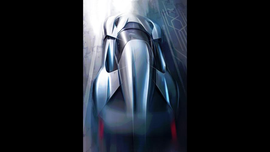 NextEv 1, le supercar électrique de 1'360 chevaux