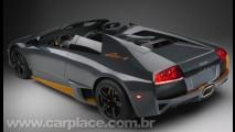 Nova Lamborghini Murcielago LP650-4 Roadster 2010 tem motor V12 de 650cv