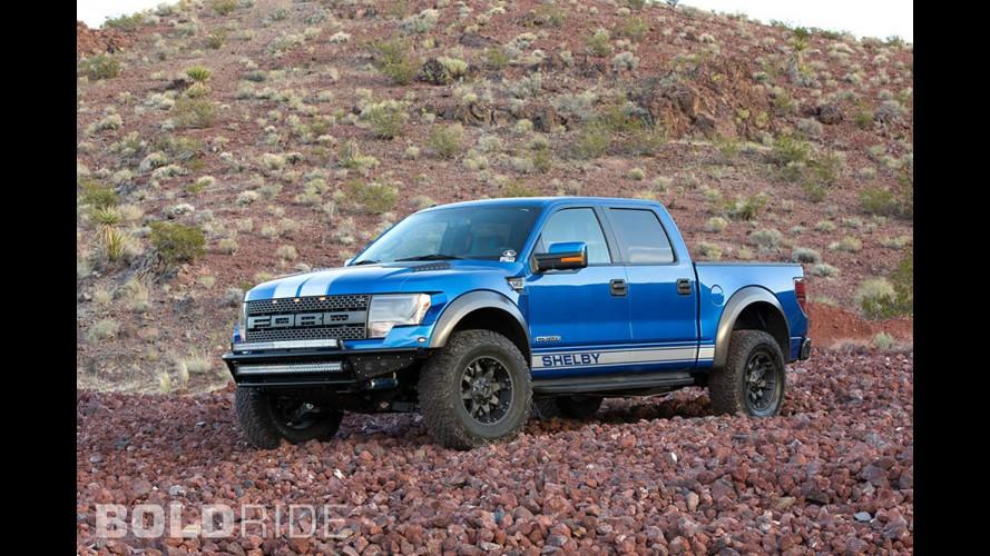 Shelby Raptor Baja 700