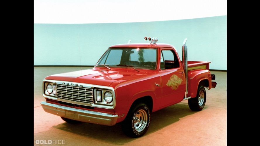 Dodge Lil' Red Express Pickup