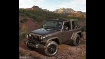 Jeep Wrangler Willys Wheeler Edition