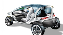 2013 Mercedes-Benz Vision Golf Cart 22.07.2013