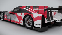 Honda Performance Development ARX-04b LMP2 Coupe