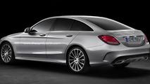 Mercedes-Benz C-Class SportCoupe render