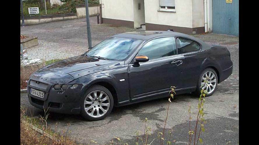 Erwischt: Das neue BMW 3er Coupé auf geheimer Testfahrt
