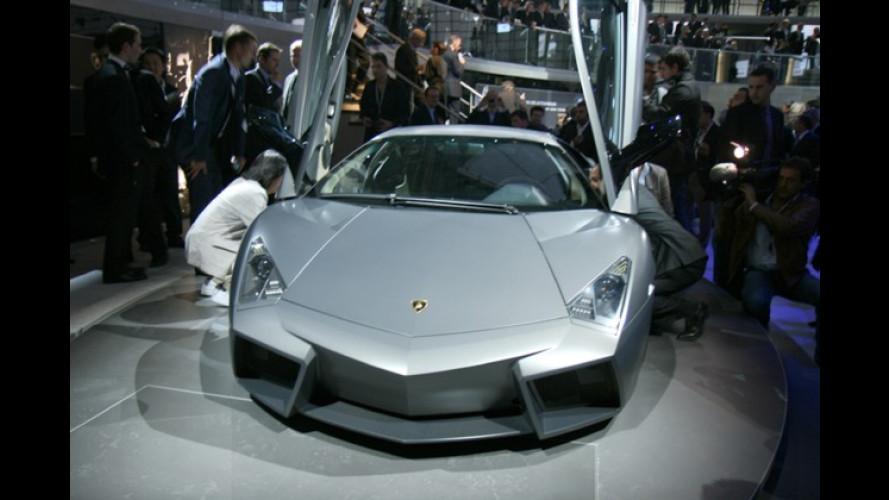 Millionen-Ding: Lamborghini präsentiert den Reventón