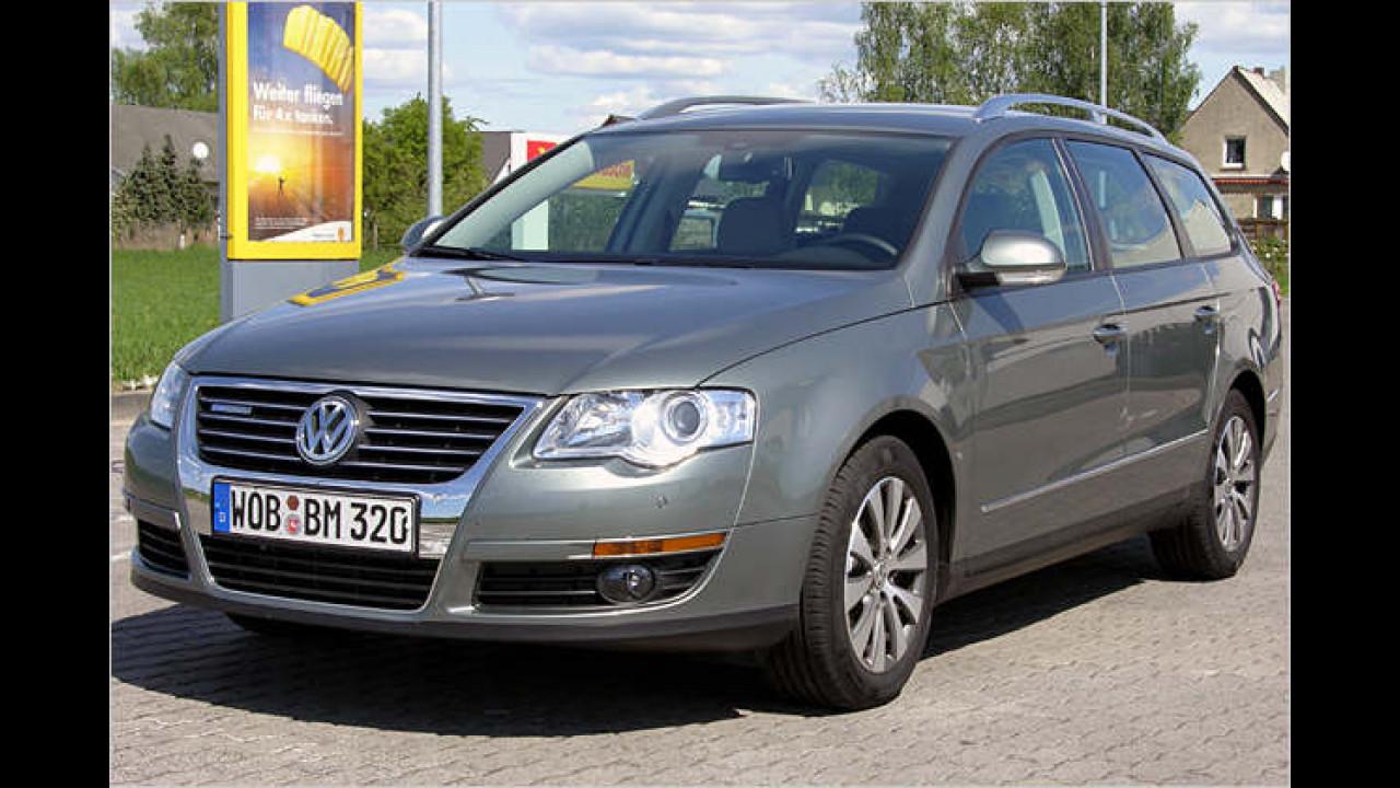 VW Passat Variant Bluemotion