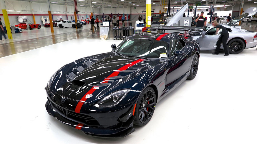Viper's Conner Avenue Assembly Plant Closure Tribute (218 Photos)