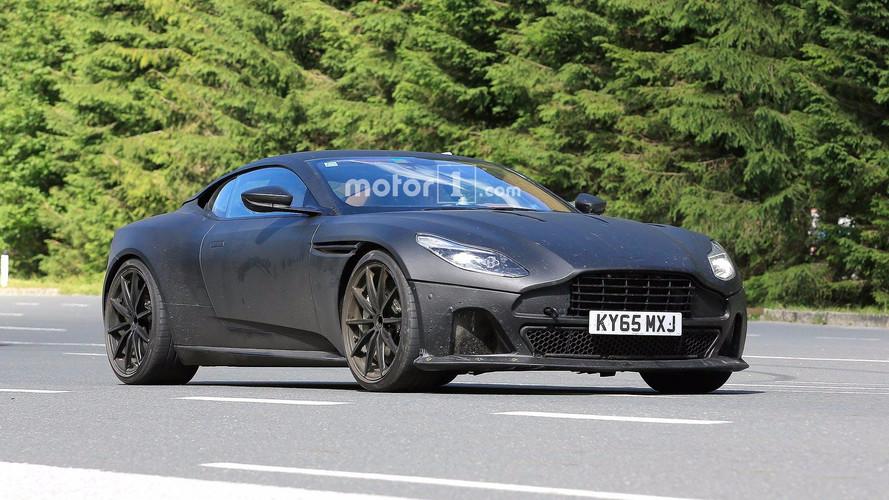 Aston Martin DB11 S testlerde yakalandı