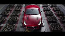 Jaguar F-Type SVR simatik deney